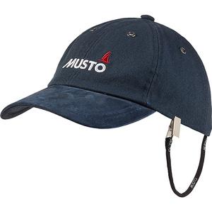 2020 Musto Evo Original Crew Cap True Navy AE0191