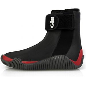 2019 Gill Aero 5mm Neoprene Boots BLACK 962
