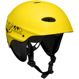 2020 Gul Evo Watersports Helmet Yellow AC0104-B3