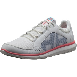 2019 Helly Hansen Womens Ahiga V3 Hydropower Shoe Off White / Shell Pink 11216
