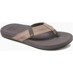 2019 Reef Mens Cushion Bounce Phantom Sandals / Flip Flops Brown RF0A3FDI