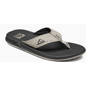2019 Reef Mens Phantoms Sandals / Flip Flops Black / Tan RF002046