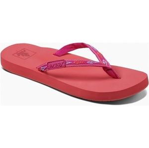 2019 Reef Womens Ginger Sandals / Flip Flops Tropical Sunset RF001660