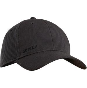 2019 2XU Casual Cap Black UQ4989f