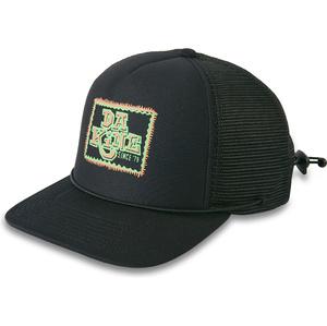 2020 Dakine Lock Down Trucker Cap 10002896 - Black