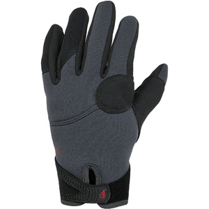 2020 Palm Throttle 2mm Neoprene Gloves 12332 - Jet Grey