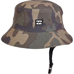 2020 Billabong Mens Surf Bucket Hat S4HT20 - Army Camo