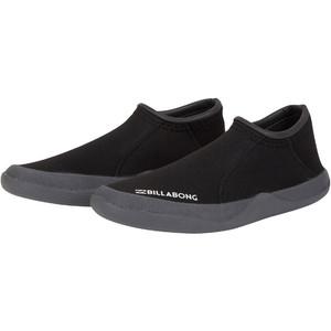 2021 Billabong Tahiti Reef 2mm Neoprene Shoes S4BT02 - Black