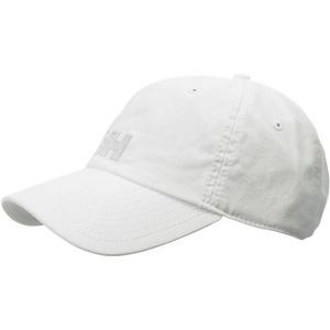 2020 Helly Hansen Logo Cap White 38791