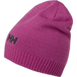 2020 Helly Hansen Brand Beanie Pink 57502