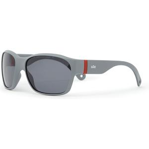 2021 Gill Junior Longrock Sunglasses Ash / Smoke 9671
