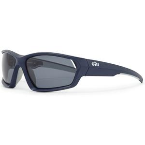 2020 Gill Marker Sunglasses Blue / Smoke 9674