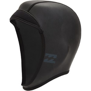 2020 Billabong Furnace 5mm GBS Neoprene Hood U4HD12 - Black