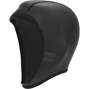 2020 Billabong Absolute 2mm Flatlock Neoprene Cap U4HD10 - Black