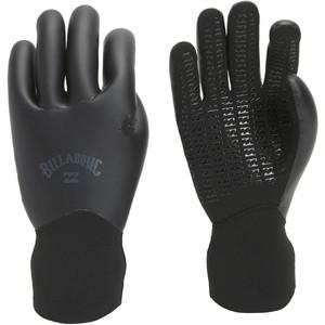 2020 Billabong Furnace 3mm Neoprene Gloves U4GL05 - Black