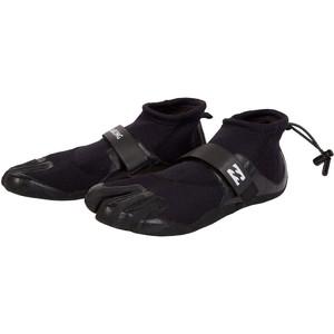 2021 Billabong Pro Reef 2mm Neoprene Shoes S4BT03 - Black