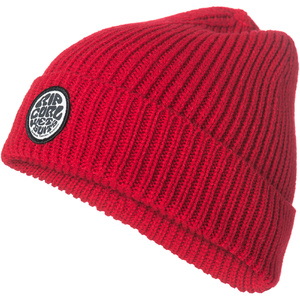 2019 Rip Curl DNA Beanie Red CBNBB4
