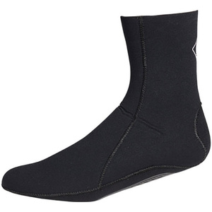 2021 Crewsaver Slate Junior 3mm Neoprene Wetsuit Sock - BLACK 6946