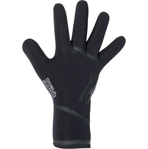 2019 Gul Flexor 3mm Liquidseam BS Neoprene Glove Black GL1225-B5