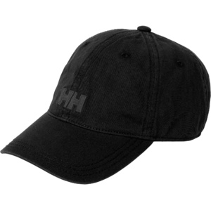 2020 Helly Hansen Logo Cap Black 38791