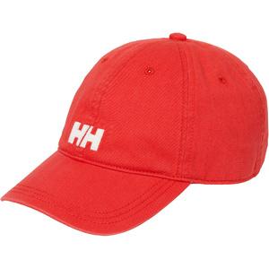 2019 Helly Hansen Logo Cap Alert Red 38791