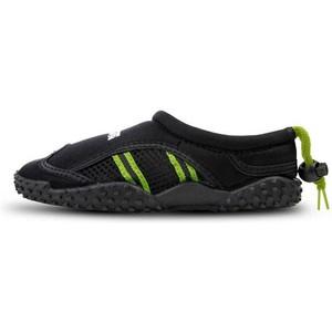 2021 Jobe Aqua 2mm Junior Wetsuit Shoes 534619003 - Black