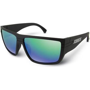 2020 Jobe Beam Floatable Glasses Black-Green 426018003