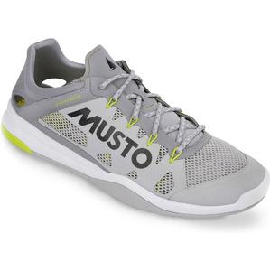 2020 Musto Dynamic Pro II Adapt Sailing Shoes 82027 - Platinum