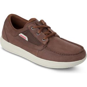 2019 Musto Nautic Drift Sailing Shoes Dark Brown FMFT020