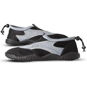 2021 Mystic M-Line Aqua Walker Neoprene Shoes Black 130490