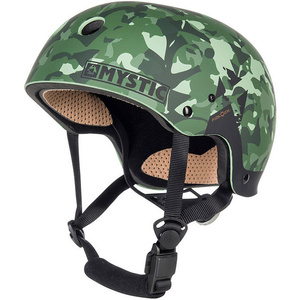 Mystic MK8 X Helmet Green Allover 180160