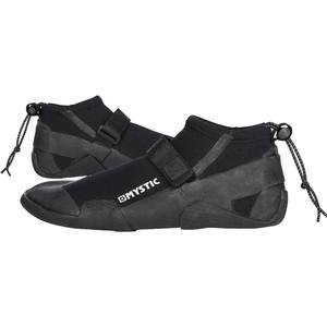 2021 Mystic Majestic Marshall 3mm Neoprene Shoe Split Toe SHMR20 - Black