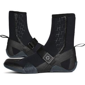 2021 Mystic Marshall 5mm Split Toe Boots 200036 - Black