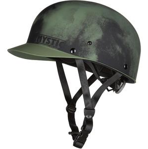 2021 Mystic Shiznit Helmet 200121 - Brave Green