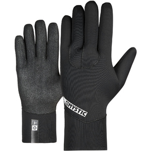 2019 Mystic Star 3mm 5 Finger Gloves 200048 - Black