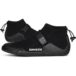 2021 Mystic Star 3mm Neoprene Shoe Round Toe SHST20 - Black