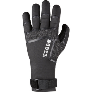 2019 Mystic Supreme 5mm Precurved Glove 200044 - Black