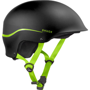 2020 Palm Shuck Half-Cut Helmet Black 12131