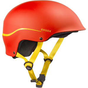 2020 Palm Shuck Half-Cut Helmet Red 12131