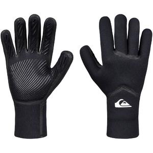 2021 Quiksilver Syncro Plus 3mm LFS Gloves Back EQYHN03128
