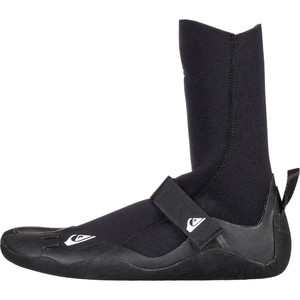 2021 Quiksilver Syncro 3mm Round Toe Boots Black EQYWW03041