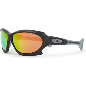 2020 Gill Race Ocean Sunglasses Black / Orange RS27