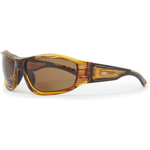 2020 Gill Race Vision Bi-focal Sunglasses Woodgrain / Amber RS28