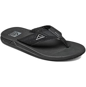 2019 Reef Phantoms Sports Sandals / Flip Flops BLACK R002046