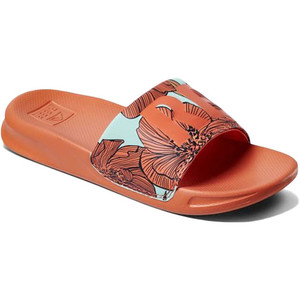 2021 Reef Kids One Sliders CI3656 - Coral Blossom