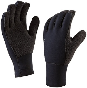 2020 SealSkinz Neoprene Tough Gloves Black 1210054101