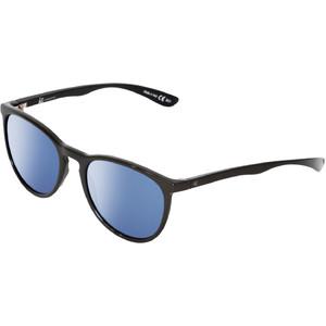 2021 US The Nobis Sunglasses 2472 - Gloss Black / Grey Blue Chrome