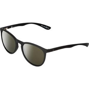 2021 US The Nobis Sunglasses 2472 - Matte Black / Vintage Grey Polarised Lenses