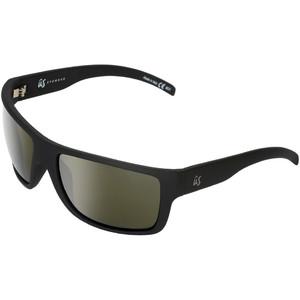 2021 Us Tatou Sunglasses 836 - Matte Black / Vintage Grey Polarised