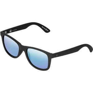 2021 Us The Maty Sunglasses 815 - Matte Black / Grey Blue Chrome